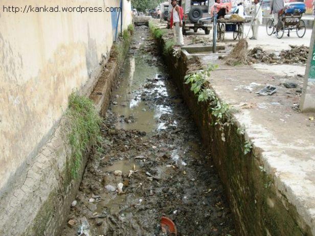 श्रीगंगानगर: सफाई के बाद कुछ दिखने लगी है ए माइनर.