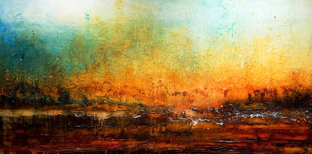 Horizon of Hope - 48x96