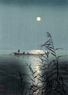 Shoda Koho, Moonlit Sea, c. 1920