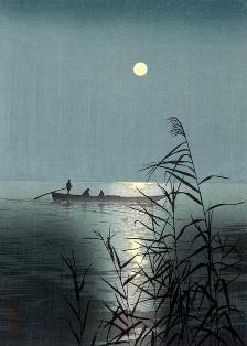 Shoda Koho, Moonlit Sea, c. 1920